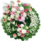 son yolculuk  tabut üstü model   Gaziantep çiçek , çiçekçi , çiçekçilik