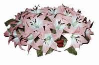 yapay karisik çiçek sepeti   Gaziantep yurtiçi ve yurtdışı çiçek siparişi