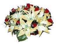 yapay karisik çiçek sepeti   Gaziantep çiçek gönderme sitemiz güvenlidir