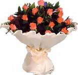 11 adet gonca gül buket   Gaziantep 14 şubat sevgililer günü çiçek