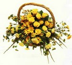 sepette  sarilarin  sihri  Gaziantep çiçek satışı
