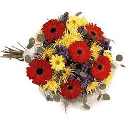 karisik mevsim demeti  Gaziantep çiçek satışı