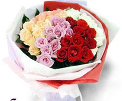 SEVENLERE ÖZEL 51 ADET GÜL  Gaziantep çiçek yolla , çiçek gönder , çiçekçi
