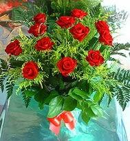 12 adet gül buketi  Gaziantep hediye çiçek yolla