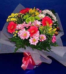 karisik sade mevsim demetligi   Gaziantep ucuz çiçek gönder