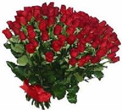 51 adet kirmizi gül buketi  Gaziantep İnternetten çiçek siparişi