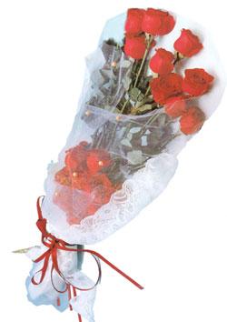 11 adet kirmizi güller buket tanzimi   Gaziantep online çiçekçi , çiçek siparişi