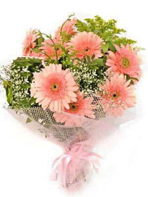 Gaziantep çiçek servisi , çiçekçi adresleri  11 adet gerbera çiçegi buketi