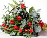 Gaziantep çiçek servisi , çiçekçi adresleri  11 adet kirmizi gül buketi özel günler için