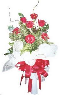 Gaziantep online çiçekçi , çiçek siparişi  7 adet kirmizi gül buketi