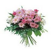 karisik kir çiçek demeti  Gaziantep çiçek servisi , çiçekçi adresleri