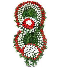 Görsel Cenaze çiçek , cenaze çiçek , çelengi  Gaziantep çiçek , çiçekçi , çiçekçilik