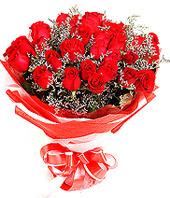 11 adet kaliteli görsel kirmizi gül  Gaziantep çiçek online çiçek siparişi