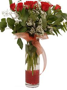 9 gül sevdiklerinize  Gaziantep çiçek servisi , çiçekçi adresleri