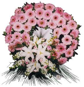 Cenaze çelengi cenaze çiçekleri  Gaziantep çiçek yolla