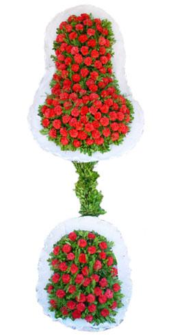 Dügün nikah açilis çiçekleri sepet modeli  Gaziantep çiçekçi telefonları