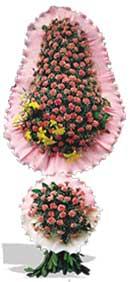Dügün nikah açilis çiçekleri sepet modeli  Gaziantep çiçek online çiçek siparişi