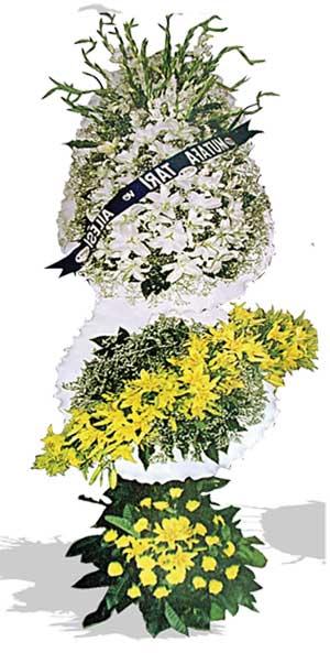 Dügün nikah açilis çiçekleri sepet modeli  Gaziantep çiçek mağazası , çiçekçi adresleri