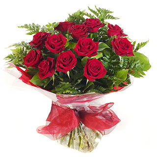 Ucuz Çiçek siparisi 11 kirmizi gül buketi  Gaziantep çiçek siparişi sitesi