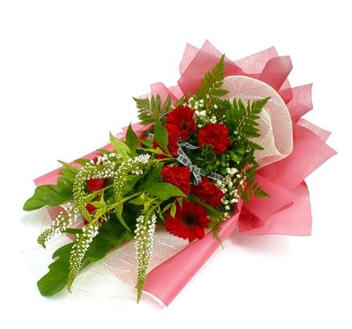Karisik çiçek buketi mevsim buket  Gaziantep online çiçekçi , çiçek siparişi