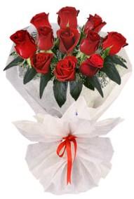 11 adet gül buketi  Gaziantep çiçek gönderme sitemiz güvenlidir  kirmizi gül