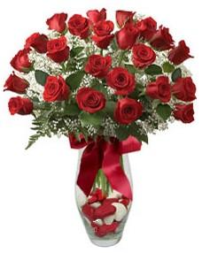 17 adet essiz kalitede kirmizi gül  Gaziantep çiçekçiler