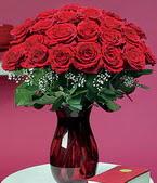 Gaziantep çiçek siparişi sitesi  11 adet Vazoda Gül sevenler için ideal seçim