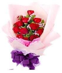 7 gülden kirmizi gül buketi sevenler alsin  Gaziantep 14 şubat sevgililer günü çiçek