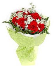 Gaziantep çiçek mağazası , çiçekçi adresleri  7 adet kirmizi gül buketi tanzimi