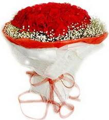 Gaziantep İnternetten çiçek siparişi  41 adet kirmizi gül buketi