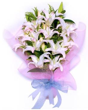 5 dal kazablankadan muhteşem buket  Gaziantep güvenli kaliteli hızlı çiçek