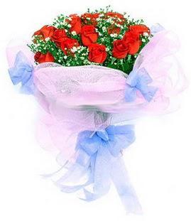Gaziantep online çiçekçi , çiçek siparişi  11 adet kırmızı güllerden buket modeli