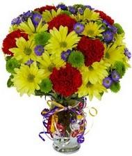 En güzel hediye karışık mevsim çiçeği  Gaziantep güvenli kaliteli hızlı çiçek