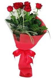 Çiçek yolla sitesinden 7 adet kırmızı gül  Gaziantep çiçek yolla , çiçek gönder , çiçekçi
