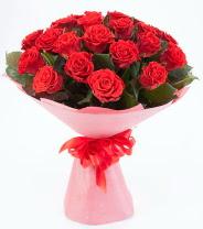 12 adet kırmızı gül buketi  Gaziantep online çiçekçi , çiçek siparişi