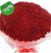 151 adet sevdiğime özel kırmızı gül buketi  Gaziantep online çiçekçi , çiçek siparişi