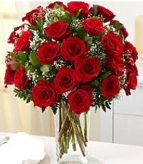 Vazo içerisinde 33 adet kırmızı gül  Gaziantep çiçekçi telefonları