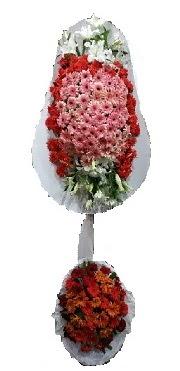 çift katlı düğün açılış sepeti  Gaziantep çiçek yolla , çiçek gönder , çiçekçi