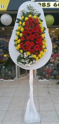 Tek katlı düğün nikah açılış çiçeği  Gaziantep çiçek yolla