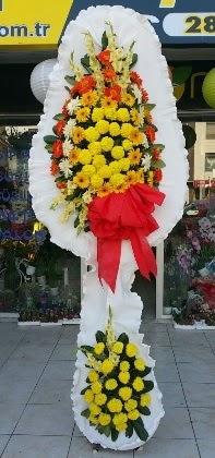 Çift katlı düğün nikah açılış çiçeği  Gaziantep çiçek siparişi vermek