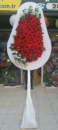 Tek katlı düğün nikah açılış çiçeği  Gaziantep çiçekçi telefonları