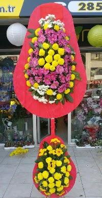 Çift katlı düğün nikah açılış çiçek modeli  Gaziantep çiçek gönderme