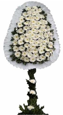 Tek katlı düğün nikah açılış çiçek modeli  Gaziantep online çiçekçi , çiçek siparişi