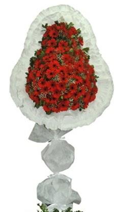 Tek katlı düğün nikah açılış çiçek modeli  Gaziantep çiçek satışı