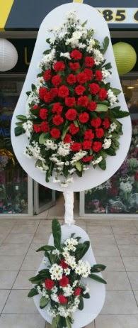 2 katlı nikah çiçeği düğün çiçeği  Gaziantep hediye sevgilime hediye çiçek