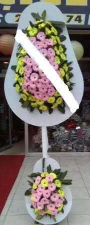 Çift katlı düğün nikah açılış çiçeği  Gaziantep hediye çiçek yolla