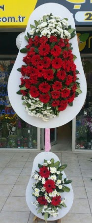 Çift katlı düğün nikah işyeri açılış çiçeği  Gaziantep uluslararası çiçek gönderme
