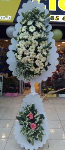 Çift katlı düğün nikah açılış çiçeği  Gaziantep çiçek online çiçek siparişi