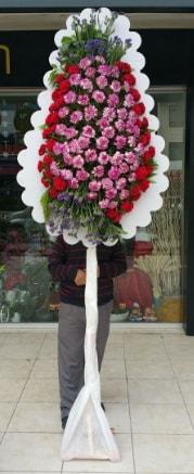 Tekli düğün nikah açılış çiçek modeli  Gaziantep çiçek servisi , çiçekçi adresleri