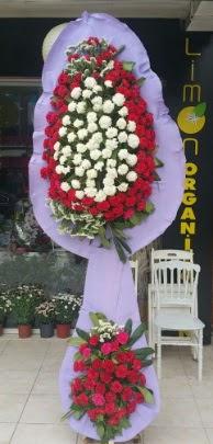 Çift katlı işyeri açılış çiçek modeli  Gaziantep kaliteli taze ve ucuz çiçekler